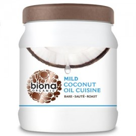 Poze Ulei de cocos dezodorizat pt. gatit bio Biona 800g