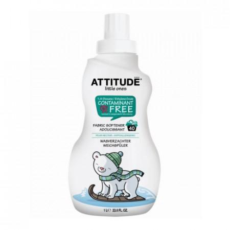 Poze Balsam de rufe pentru bebelusi Attitude Pear Nectar 1L 40 spalari