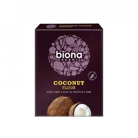 Poze Faina de cocos bio fara gluten Biona, 500g