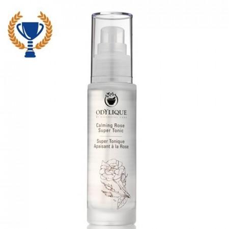 Poze Lotiune tonica organica cu petale de trandafir (ten uscat/sensibil) Odylique by Essential Care 50 ml