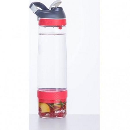 Poze Sticla de apa Contigo Cortland Infuser 770ml (Watermelon Red)