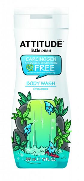 Poze Gel de dus bio pentru copii ATTITUDE KIDS BODY WASH 335 ml