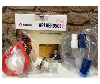 Poze INHALATOR AER STUP API AEROSOL I PLUS