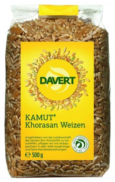 Poze KAMUT® Khorasan bio 500g DAVERT