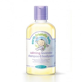 Poze Sampon si gel de dus organic levantica Earth Friendly Baby 251ml
