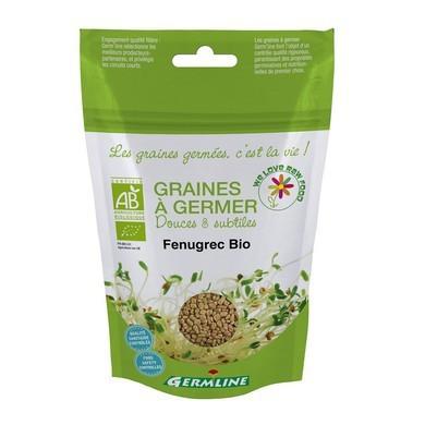 Poze Schinduf seminte pt. germinat bio Germline 150g