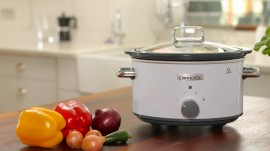 Poze Slow cooker Crock Pot 3.5L White