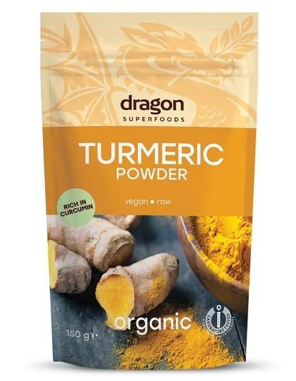 Poze Turmeric (curcuma) bio pudra 150g DS