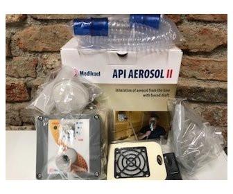 Poze INALATOR AER STUP API AEROSOL II