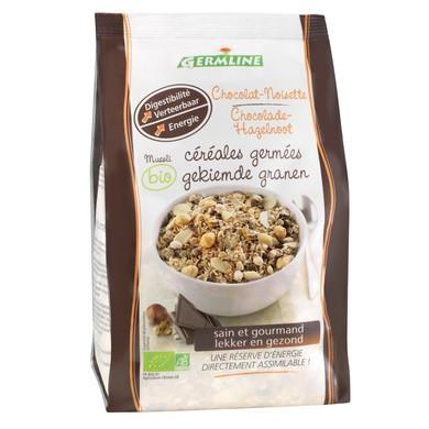 Poze Musli din cereale germinate ciocolata-alune bio 350g