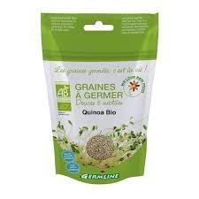 Poze Quinoa alba pt. germinat bio Germline 200g