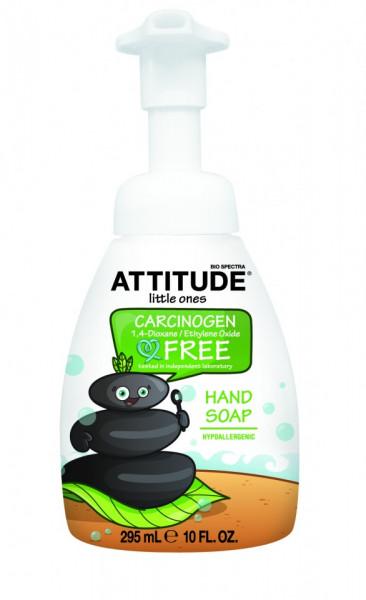 Poze Sapun de maini lichid bio pentru copii ATTITUDE KIDS HAND SOAP 295 ml