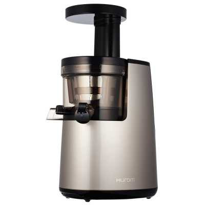 Poze Storcator prin presare la rece Hurom HH-DBE 11 150W 43 rpm Argintiu