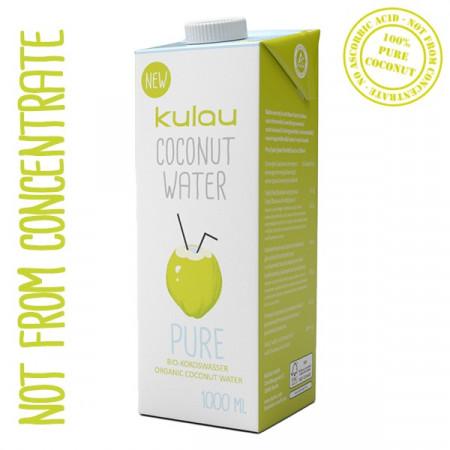 Poze Apa de cocos Pure bio Kulau 1L