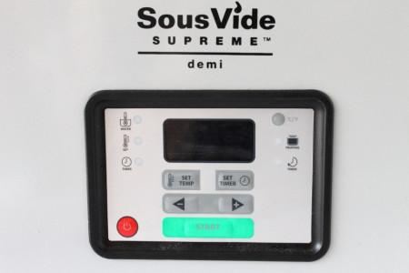 Poze Aparat de gatit in vid SousVide Supreme 11.2 L, Inox