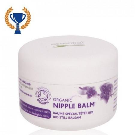 Poze Balsam organic pentru mameloane, lubrifiant, Odylique by Essential Care 20g