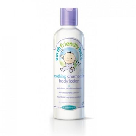 Poze Crema de corp organica cu musetel Earth Friendly Baby 250ml