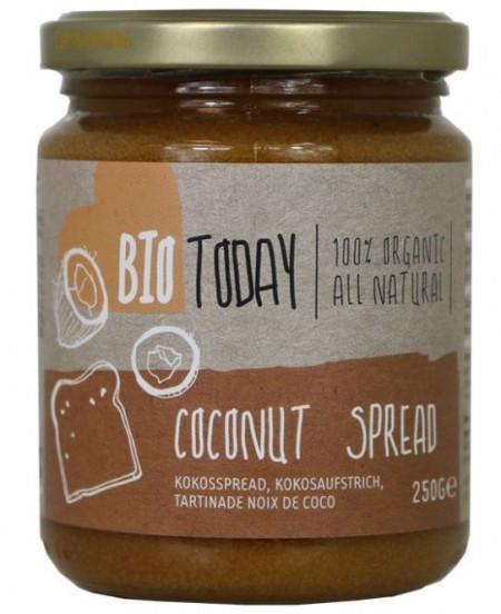 Poze Crema tartinabila de cocos bio 250g Bio Today