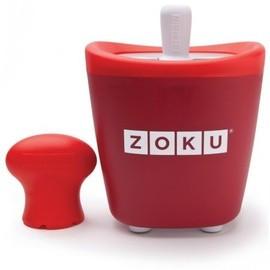 Poze Dispozitiv preparare inghetata instant cu o incint Zoku ZK-110-RD ROSU