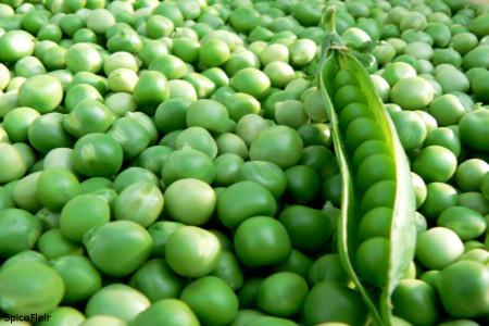 Poze Mazare verde pt. germinat bio Germline 200g