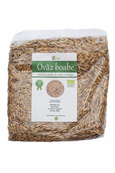 Poze Ovaz bio pentru iarba de ovaz bio 500g