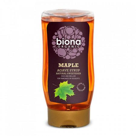 Poze Sirop de artar cu agave eco 350g Biona