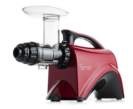 Poze Storcator prin presare la rece Sana Juicer by Omega EUJ-606 rosu sau negru