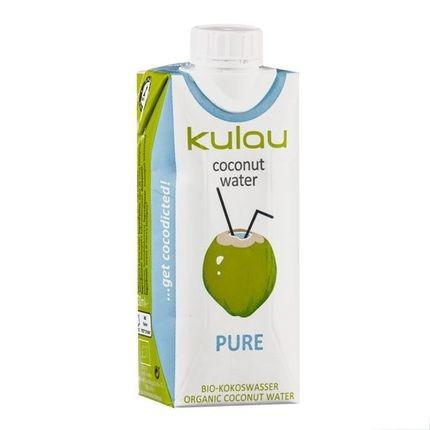 Poze Apa de cocos Pure bio Kulau 330ml