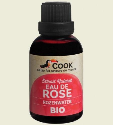 Poze Apa de trandafiri bio 50ml Cook