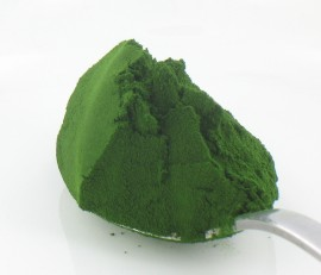 Poze Chlorella pulbere bio 125g (Chlorella vulgaris)