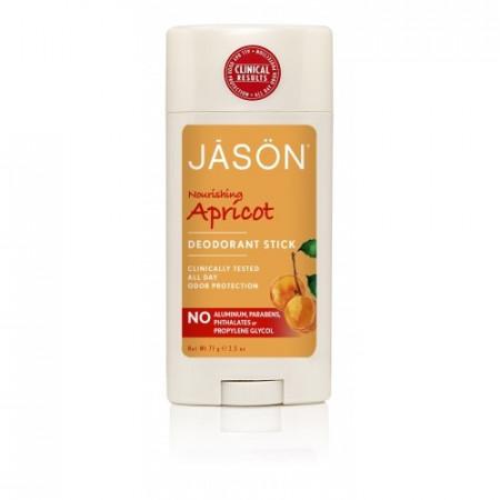 Poze Deodorant stick bio cu caise, Jason, 75g