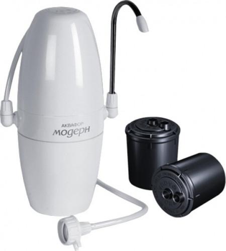 Poze Filtru de Apa Aquaphor Modern cu Montare la Robinet