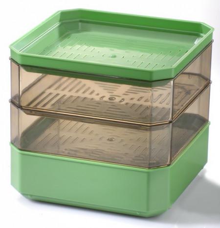 Poze Germinator cu 3 tavite BPA free Germline
