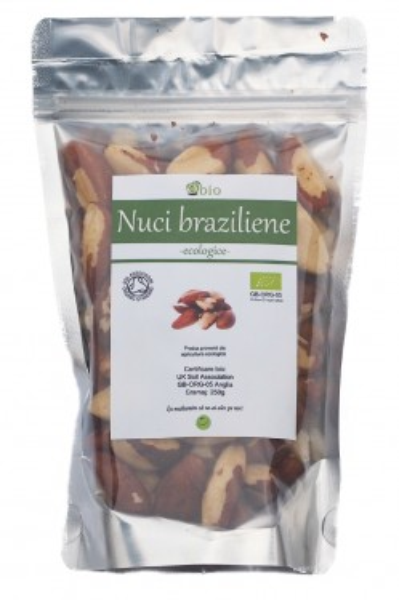Poze Nuci braziliene bio crude 250g