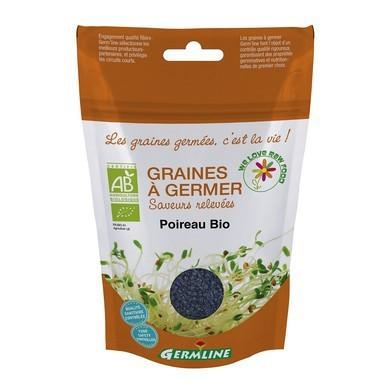 Poze Praz seminte pt. germinat bio Germline 50g