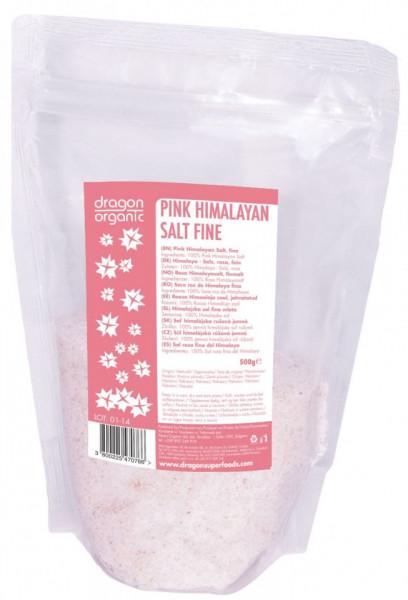 Poze Sare roz de Himalaya naturala fina Dragon Superfoods 500g