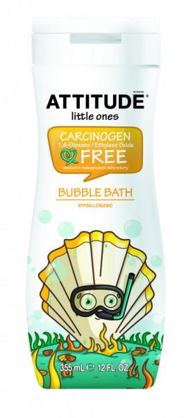 Poze Spumant de baie bio pentru copii ATTITUDE KIDS BUBBLE BATH 355 ml