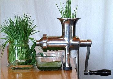 Poze Storcator manual prin presare la rece Wheatgrass Manual Juicer- Produs ORIGINAL