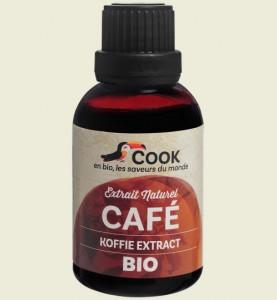 Esenta de cafea bio 50ml Cook