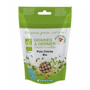 Naut boabe pt. germinat bio Germline 200g