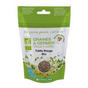 Trifoi rosu seminte pt. germinat bio Germline 150g