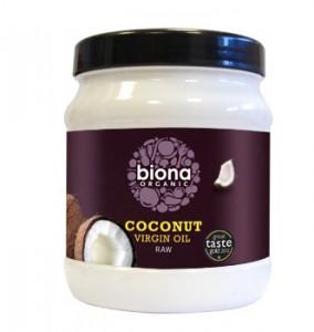 Ulei de cocos virgin presat la rece Biona 800g