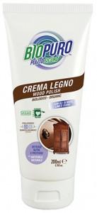 Crema hipoalergena pentru curatarea si intretinerea lemnului bio 200ml