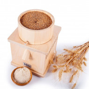 Moara de cereale Milla PRO uz rezidential sau comercial, motor 370W