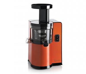 Sana Juicer by Omega EUJ-808 (portocaliu)- Storcator prin presare la rece