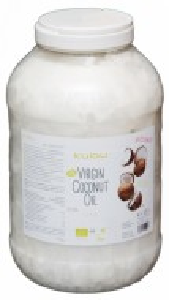 Ulei de cocos raw bio presat la rece Kulau 10L