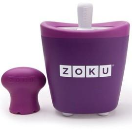 Dispozitiv preparare inghetata instant cu o incint Zoku ZK-110-PU VIOLET