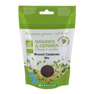 Broccoli calabrese seminte bio pentru germinat Germ'line 100g
