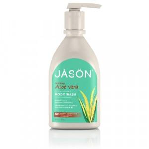 Gel de dus organic cu aloe vera, hidratant 900ml, Jason
