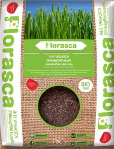 Pamant ecologic pentru iarba de grau si alte plante Florasca 3 litri